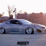 Origin of the Species: Jake Reining's Genesis Coupe
