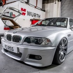 The first E46 M3 с Air Lift in Europe